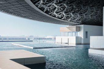 Grand Vestibule Louvre Abu Dhabi