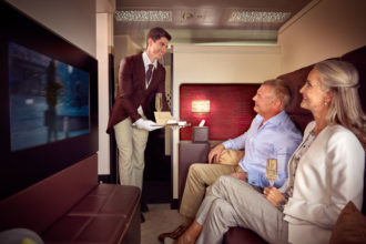 luxury first class etihad