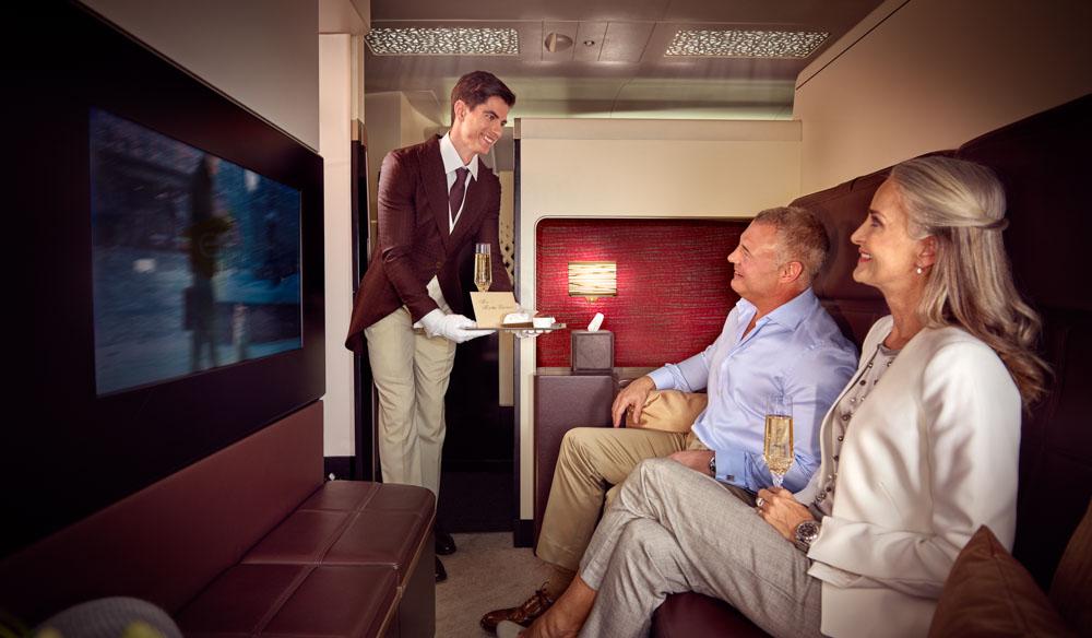 luxury first class etihad