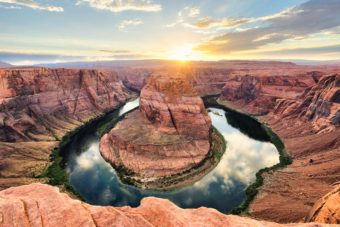Tours grand road trips Horseshoe Bend Arizona