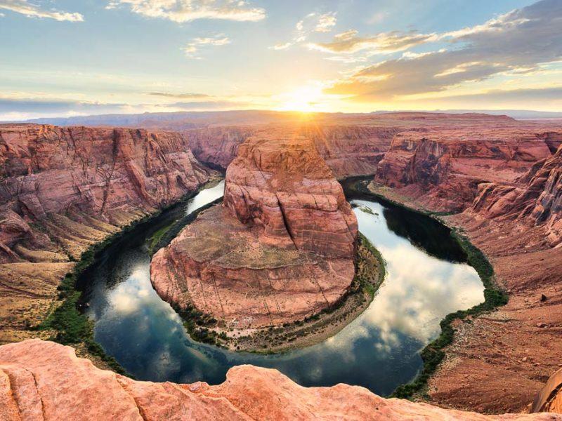 Tours grand road trips Horseshoe Bend Arizona