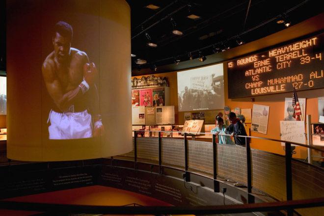 Muhammad Ali Center Louisville civil rights