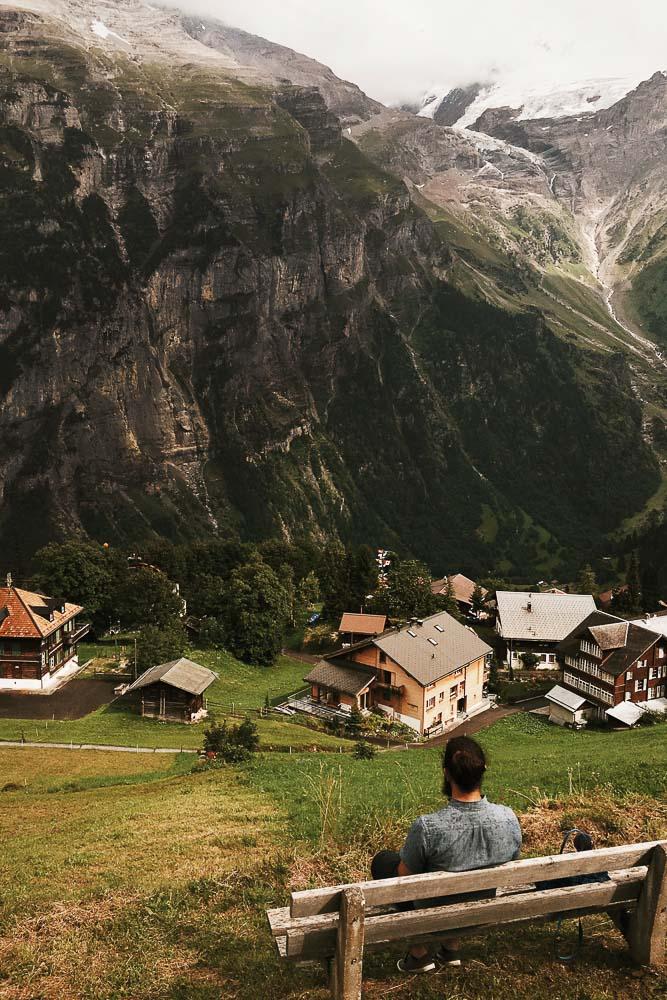 Switzerland mountain landscape tours