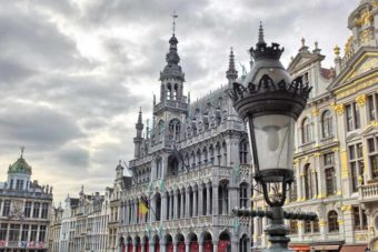 Brussels belgium sights tours attractions
