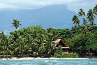 First Landing Fiji