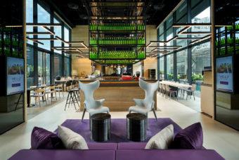 Yotel Bar