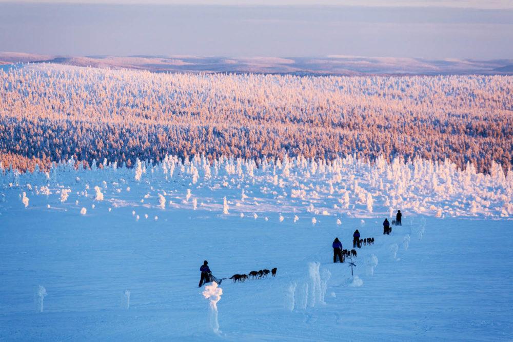 Kakslauttanen Arctic Resort Finland Christmas escapes winter