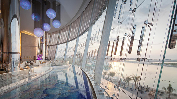 Observation Deck in Jumeirah at Etihad Towers