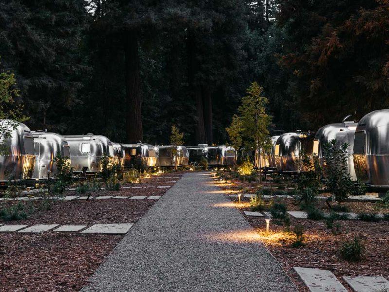AutoCamp camping home mini Sonoma California review retro retreat