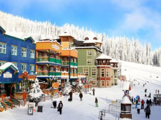 SilverStar British Columbia Village