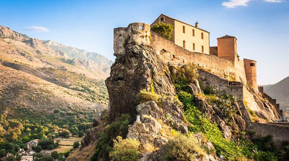 Corte Corsica travel destinations Europe