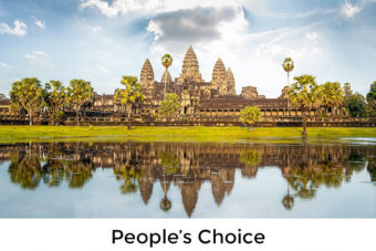 Vote for your favourite travel agency and win a Mekong River Cruise