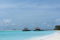 Maldives Finolhu luxury beach white sand accommodation bungalow