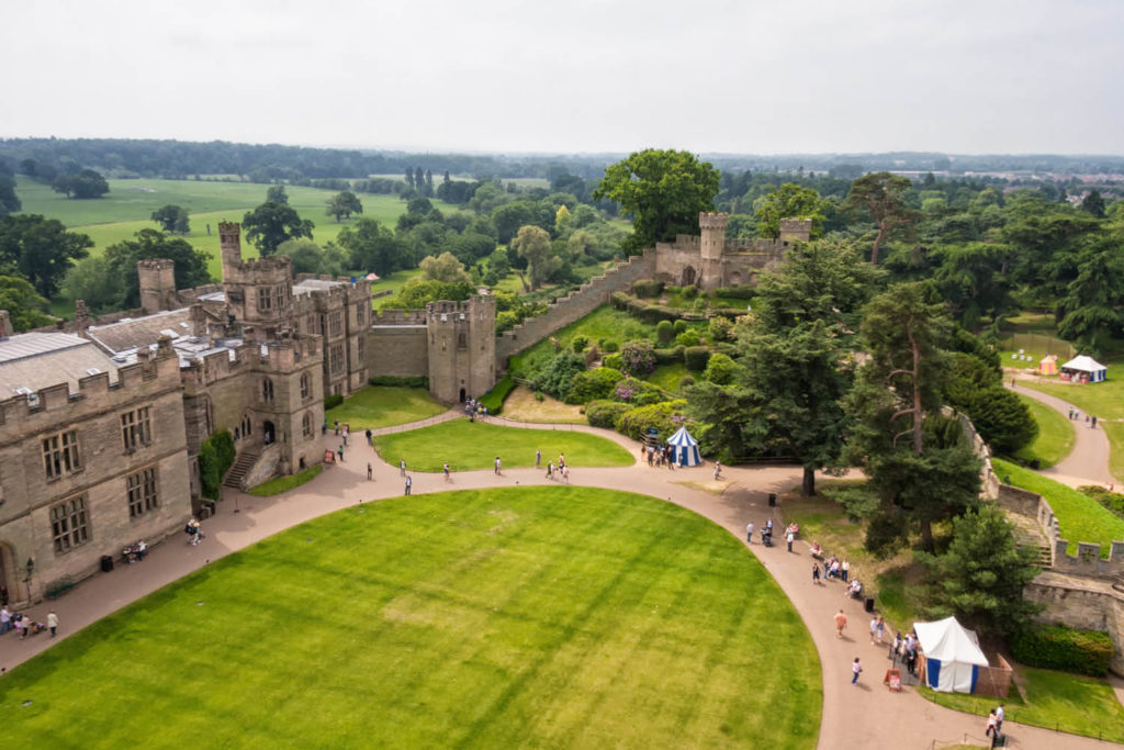 Warwick Castle Birmingham things to do