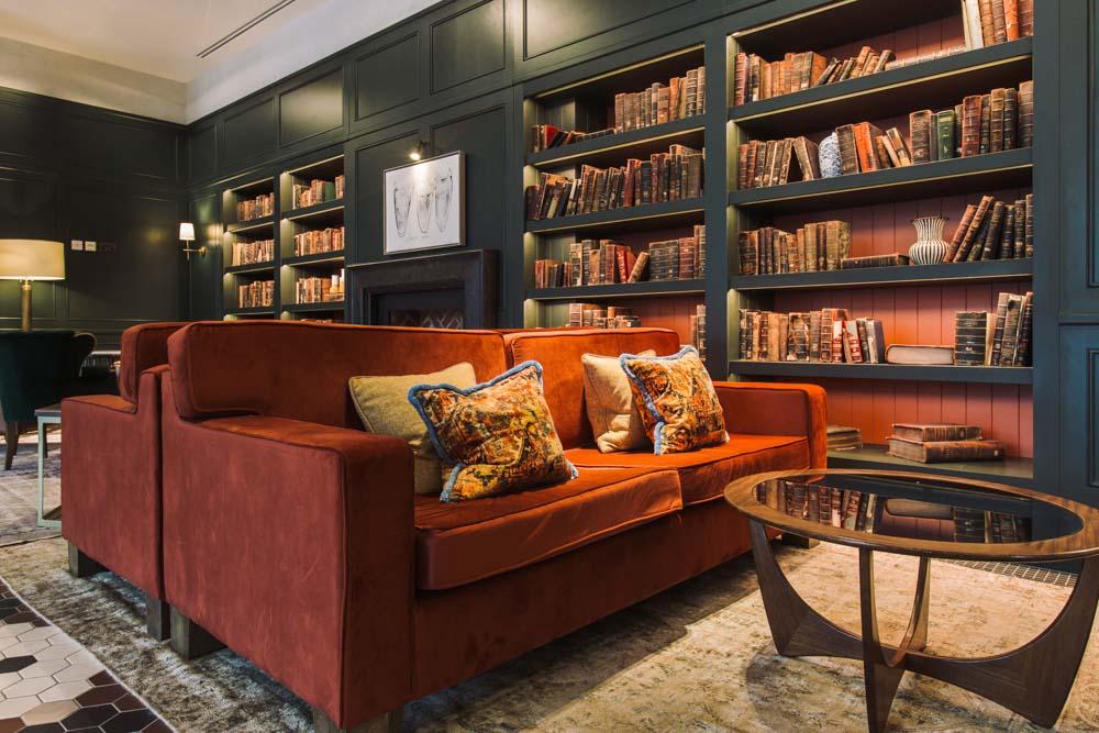 Tamburlaine luxury hotel Cambridge history english