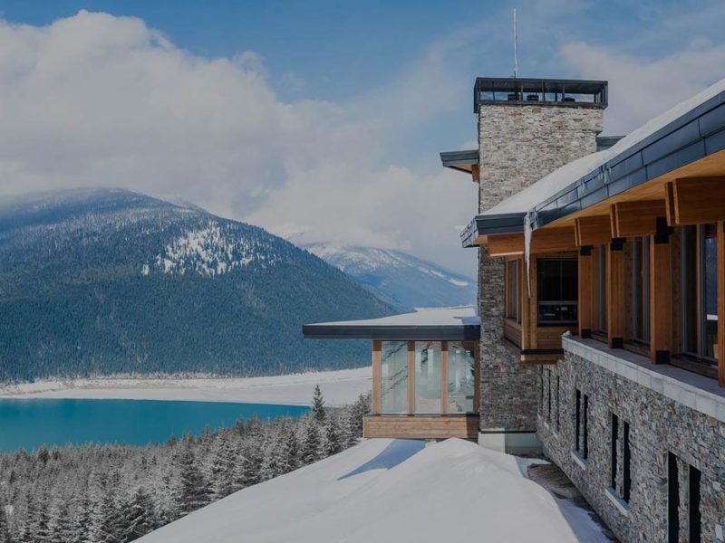 Mica Lodge in Revelstoke, British Columbia