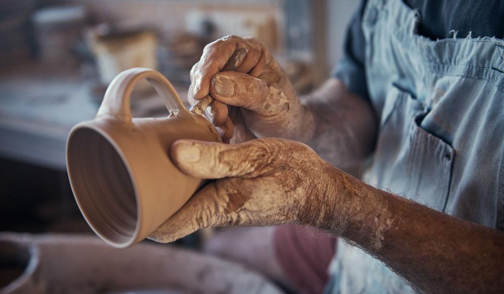 Middleport Emma Bridgewater Wedgwood gladstone pottery Museum stoke England