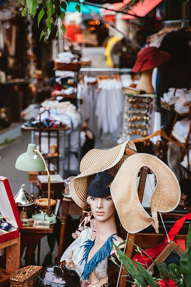 antiques art markets budget art paris