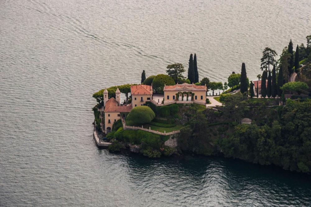 Villa del Balbianello Lake Como by van Italy sites