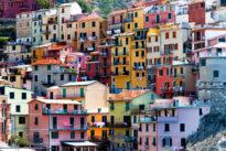 Cinque Terre and Levanto van vanlife campervan Italy sites towns food