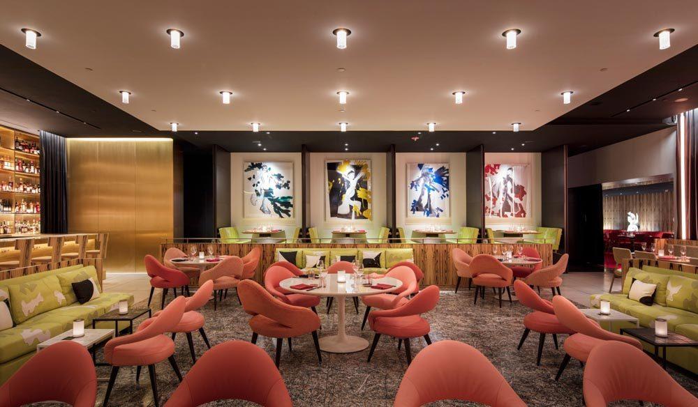 New York restaurants he Lobster Club Seagram Building