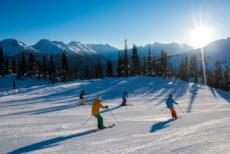 Canada Ski Holiday Panorama