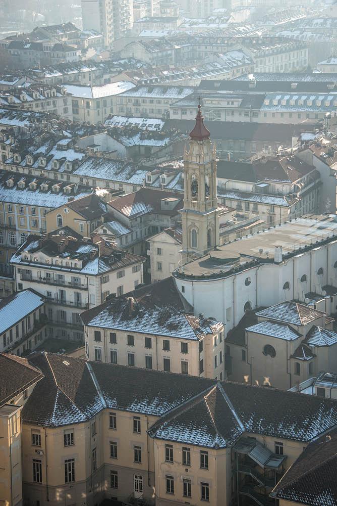 Turin Piemonte by van Italy