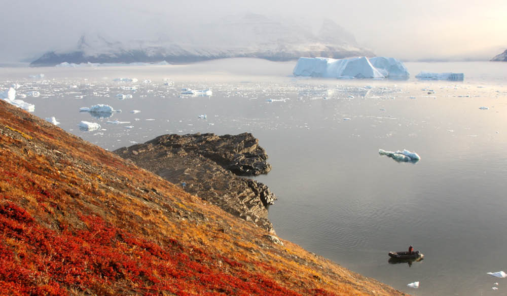 greenland arctic cruise north west passage canada karrat fjord mountains