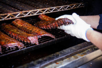 best barbecue ribs America Pappy's Smokehouse St Louis Missouri