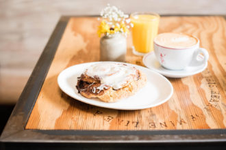 The wandering goose, seattle, foodie guide, breakfast, capitol hill
