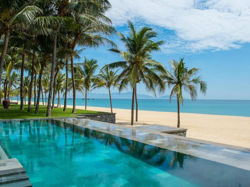 Hoi An Vietnam city stay accommodation Nam Hai four Seasons