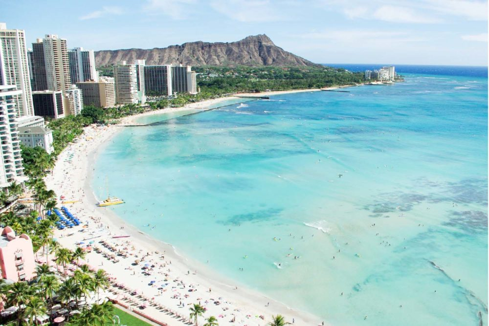 Waikiki Hyatt Regency Beach