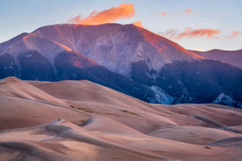 Colorado Great Sand Dunes National Park