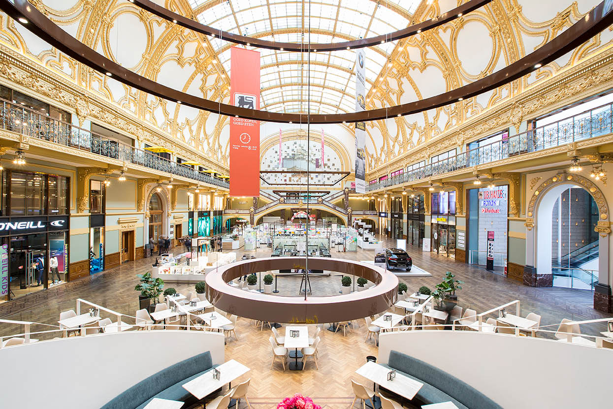 Stadsfeestzaal Antwerpen - Antwerp Shopping Mall