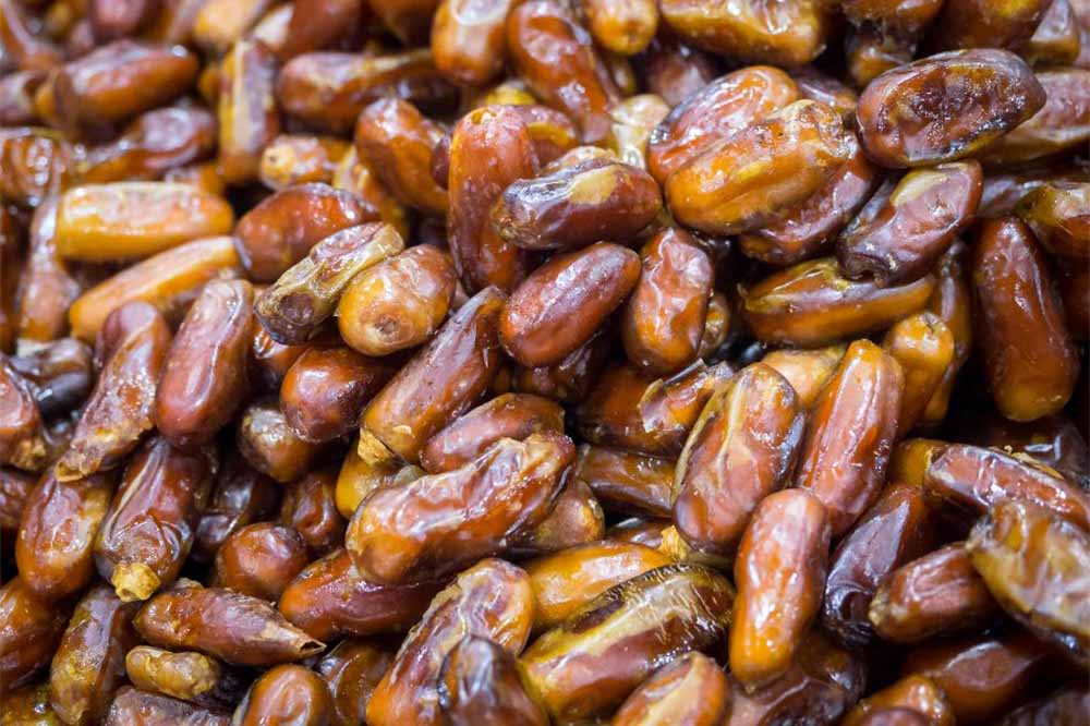 Traditional Emirati fare
