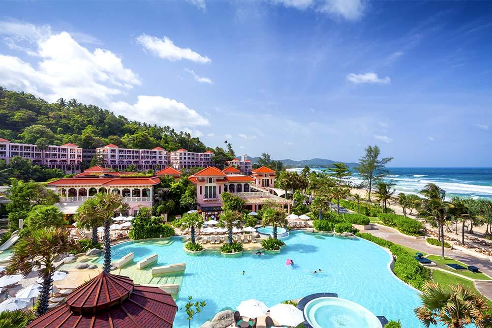 Centara Grand Beach Resort Phuket water-park-and-beach
