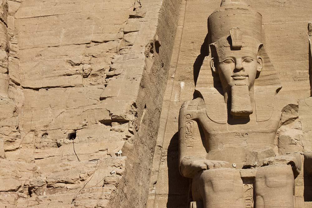 Egypt Abu Simbel Ramses