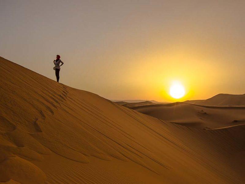 Merzouga Dunes, Morocco