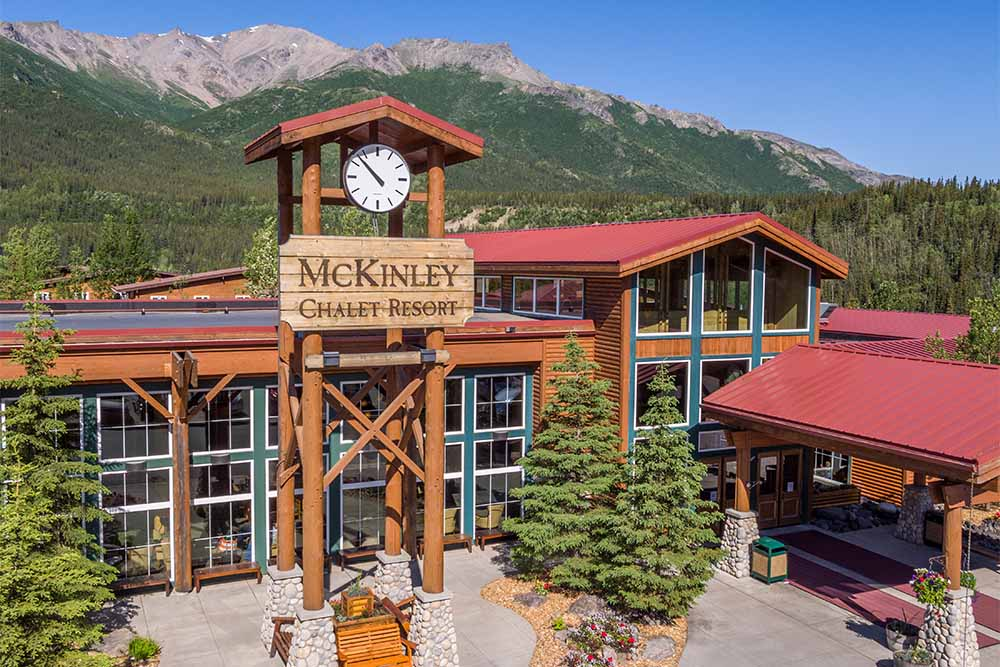 MCKinley Chalet Resort in Denali National Park