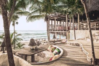Papaya Playa Project restaurant