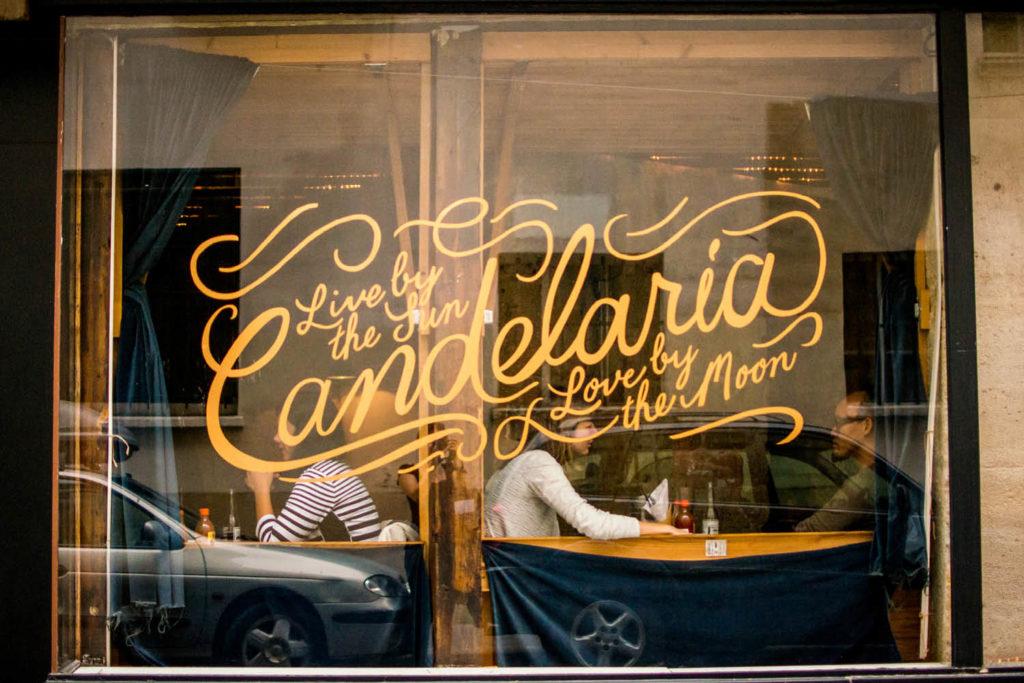 Candelaria, Paris.