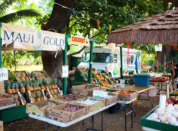 Hawaii Farmer's Markets