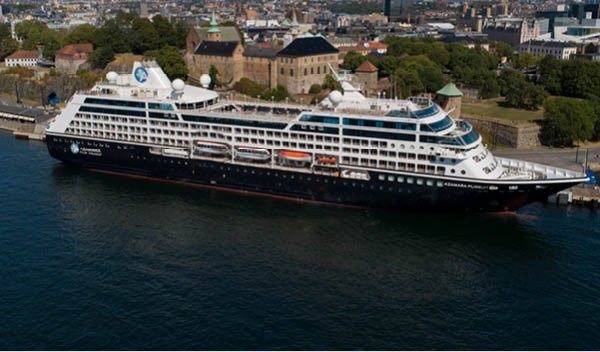 Review: Azamara Pursuit cruise ship