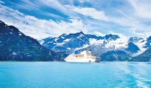 Alaska yacht holiday