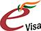e-visa logo India