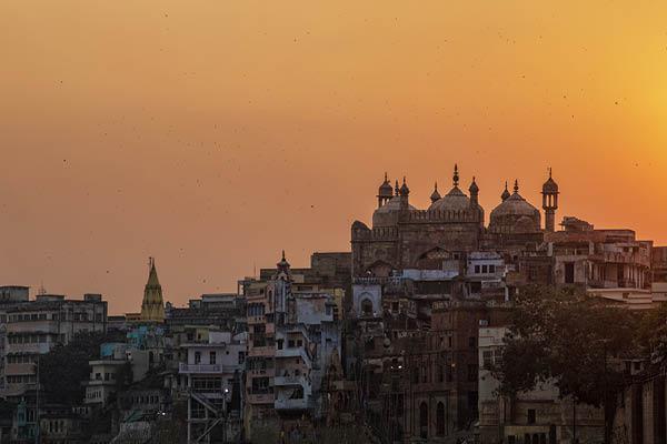 India sunset views