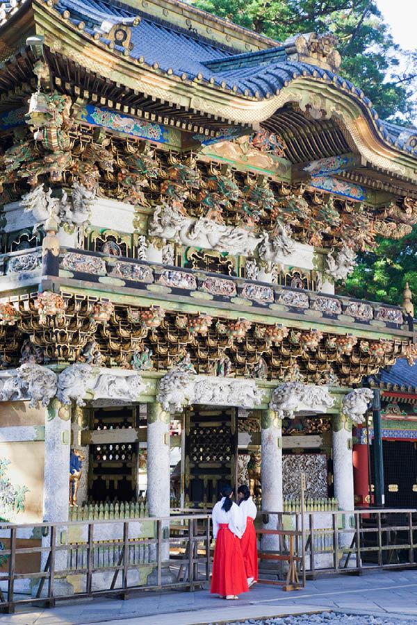 Toshugu Shrine Tobu Railway