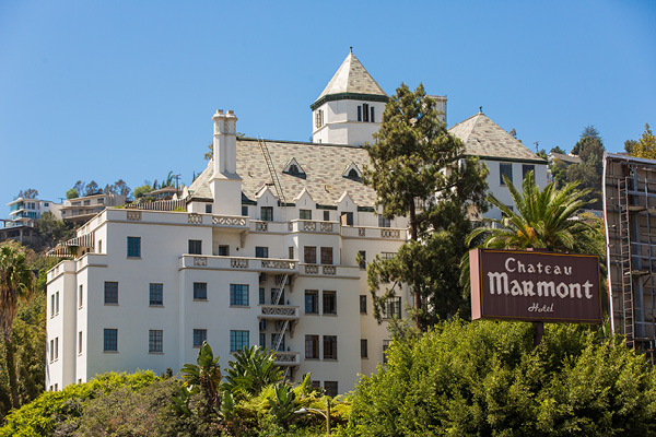 Chateau Marmont A Star Is Born