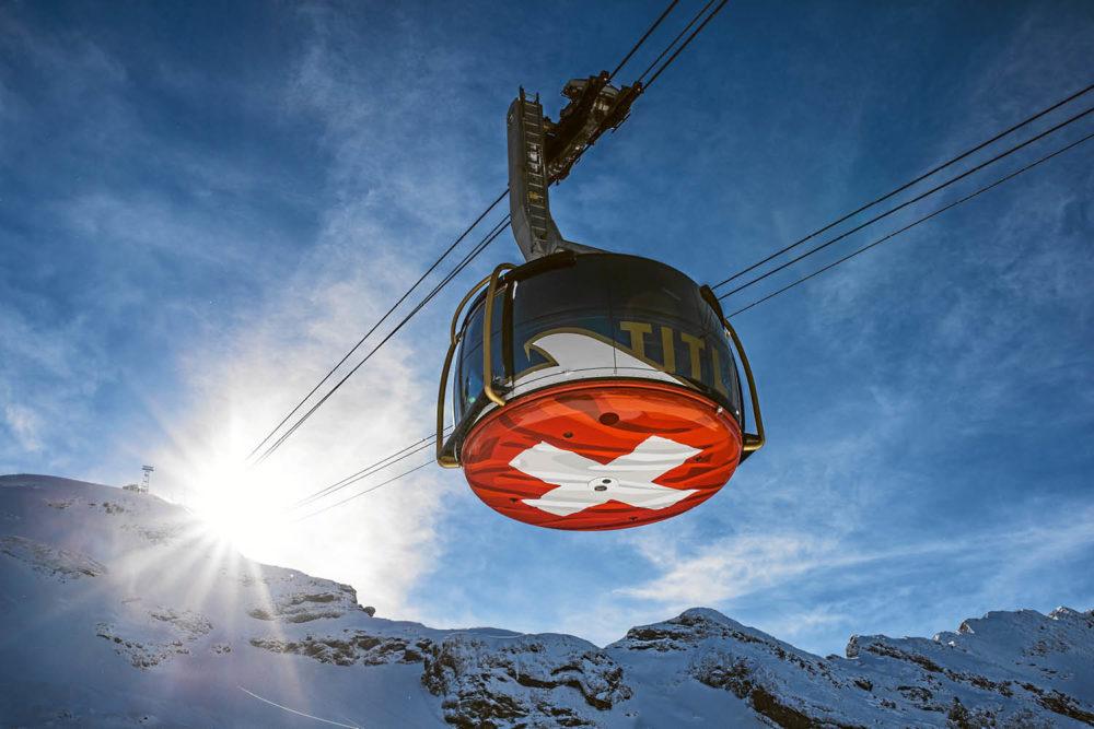 Titlis Rotair Switzerland