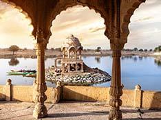 India pillars